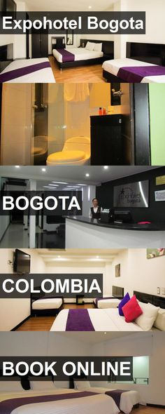 Expohotel Bogota in Bogota, Colombia. For more information, photos, reviews and best prices please follow the link. #Colombia #Bogota #travel #vacation #hotel