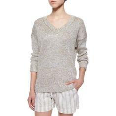 | Giorgio Armani | Pullover Oversized angora Armani sweater. Blue color Giorgio Armani Sweaters