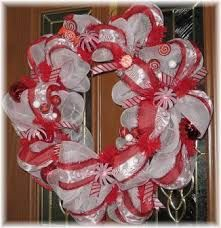 christmas decoration red and white - Pesquisa do Google