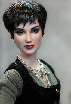 "Twilight's ""Breaking Dawn"" Alice Cullen played by Ashley Greene by Noel Cruz"