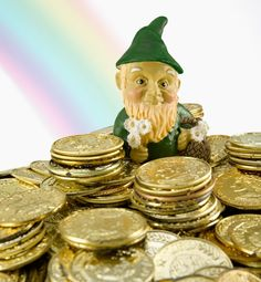 In Irish folklore, leprechauns were cranky tricksters who you wouldn't want to mess with. The cheerful, friendly 'lil fairy most Americans associate with St. Paddy's Day stems from a 1959 Walt Disney film called Darby O'Gill & the Little People. The Americanized, good-natured leprechaun soon became a symbol of St. Patrick's Day and Ireland in general.