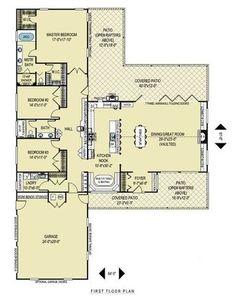 L Shaped Ranch House Plans - House Plans Ideas 2015