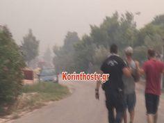 Ομολογία Τόσκα και προσαγωγή υπόπτου για την πυρκαγιά στην Κινέτα… (ΒΙΝΤΕΟ)