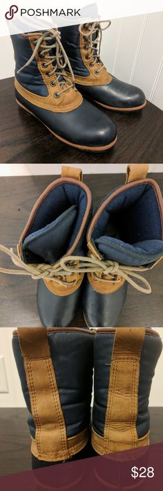 🎉HOST PICK🎉 Lands End Insulated Boots 8 Great condition. Lands' End Shoes Winter & Rain Boots