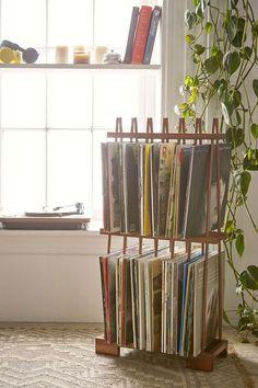 Alexander Vinyl Storage Rack #UOContest #UOonCampus: