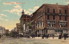 Market Street, Newark, NJ // Postcard