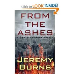 """From the Ashes. Jeremy Burns. Fantastic read.. something of a less corny, more serious """"National Treasure"""""""