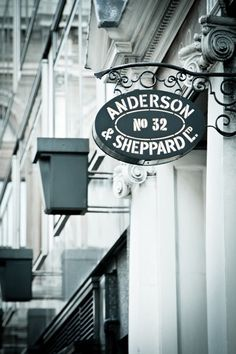 anglosquare:  bucksthreads:  Anderson and Sheppard  #savile row #legends