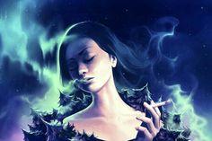 Imagens surrealistas de Cyril Rolando