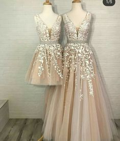 Buy A Line Tulle V Neck Straps Lace Appliques Prom Dresses, Long Party Dresses on sale.Shop prom or formal dresses from Promdress. Find all of the latest styles and brands in Junior's prom and formal dresses at Pretty Prom Dresses, V Neck Prom Dresses, Ball Gowns Prom, 15 Dresses, Dance Dresses, Homecoming Dresses, Evening Dresses, Elegant Dresses, Sexy Dresses