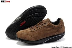 Cheap Discount MBT Pata Taupe Casual Shoes Women Casual shoes Shop