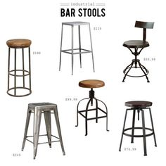 25 Best Counter Stools Images Counter Stools Kitchen