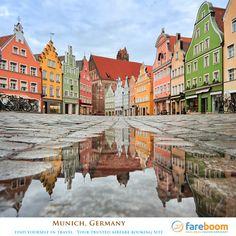 Munich, Germany    #fareboom #international #airfare #europe #vacation #travel