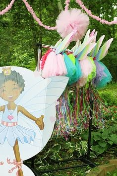 """Photo 32 of 118: Fairy Ballerina Party / Birthday """"Sommer's 5th Fairy Ballet""""   Catch My Party"""