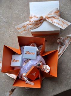 longhorn party favors