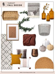 target fall home decor, fall decor, home decor, home fall decor, target home decor, how to decorate home for fall, rugs, fall pillows, fall rugs, garland