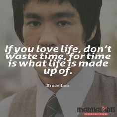 We couldn't agree more @brucelee. Your time in this world is limited so treasure it don't waste it and spend it wisely. #time #timeisgold #timeisprecious #motivation #brucelee #bruceleequote #quote #quotes #quotetoliveby #motivationquote #martialarts #martialartslife #zendokai #mma #bjj #karate #jiujitsu #muaythai #boxing #kickboxing #taekwondo #kungfu #ufc #brazilianjiujitsu #judo #kravmaga