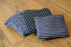 There have been so many versions of reusable shopping bags available for the last few years that are awkward or difficult to use repeatedly. This week's Make This project is a pattern for making reusable shoppers that fold up into handy little bundles that are easy to carry with you which makes you much more likely to use them.