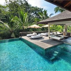 Hanging Infinity Pools In Bali At Ubud Hotel U0026 Resort