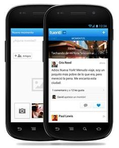 La versión 2.0 de Tuenti Social Messenger ya está disponible para Android  http://www.europapress.es/portaltic/software/noticia-version-20-tuenti-social-messenger-ya-disponible-android-20130402142115.html