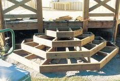 Best Angled Deck Stairs Angled Stringers For Deck Stairs 400 x 300