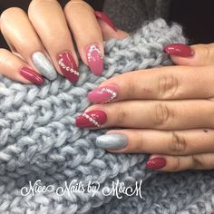 Pronails different shades of pink Nice Nails by M&M