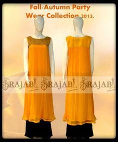 Rajab By Arsalan Ishtiaq Winter Dresses 2013 For Women