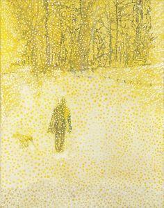 Peter Doig, White Out on ArtStack #peter-doig #art