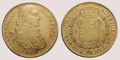 320 Reales - 8 Escudos. Méjico, 1809