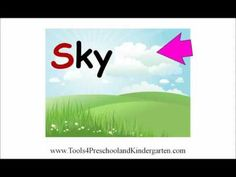 Letter S Video Book Flash Cards Resource Curriculum for Preschool Kindergarten Buy Purchase and Free