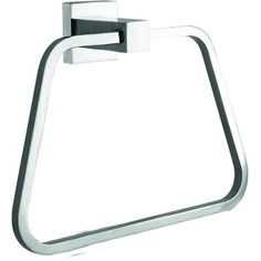 You'll love the Cubo Brass Closed Towel Ring at Wayfair - Great Deals on all Home Improvement products with Free Shipping on most stuff, even the big stuff.