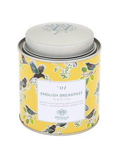 Buy the Tea Discoveries English Breakfast Caddy online from Whittard of Chelsea, part of our library of beautiful, luxury gifts for tea, coffee and cocoa lovers. Whittard Of Chelsea, Hot Chocolate Gifts, Spice Combinations, Cocoa Tea, English Breakfast Tea, Tea Tins, Good Foods For Diabetics, Tea Caddy, Coffee Gifts