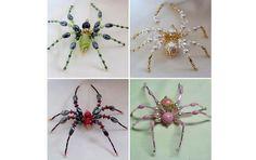 Arañas+con+cuentas