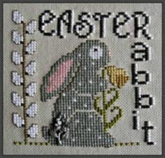From chocolate bunnies to fuzzy chicks: free and for purchase Easter cross stitch patterns: Spring into EasterEaster RabbitBreak FreeHoppy EasterEaster ParadeChocolate BunnyHappy EasterEaster FairyEaster BlackworkYou Crack Me UpSpring is Here!Modern EasterEaster SamplerPrimitive ParadeSweet RabbitsHappy Easter!Bright Easter FairyA Scandinavian EasterEaster HouseBunny CrossingBunny Butt!Bunny BoyBunny CardHappy BunnyRow of RabbitsHappy Easter!
