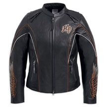 Women's Juneau Leather Jacket | MotorClothes® Merchandise | Harley-Davidson USA