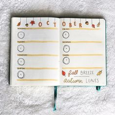35 Beautiful and Enchanting November Bujo Ideas for Your Bullet Journal – 35 Schöne und bezaubernde November Bujo-Ideen für Ihr Bullet Journal Bullet Journal Weekly Spread, 2017 Bullet Journal, Bullet Journal Cover Page, Bullet Journal Themes, Bullet Journal Layout, Bullet Journals, Bullet Journal November Ideas, Bujo, Bullet Journal Novembre