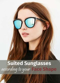 Wanna look cool with your sunglasses? Here is how to choose them correctly to avoid a lame situation.