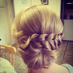 Hair Ideas, Hair Styles, Fashion, Hair Plait Styles, Moda, Fashion Styles, Hair Makeup, Hairdos, Haircut Styles