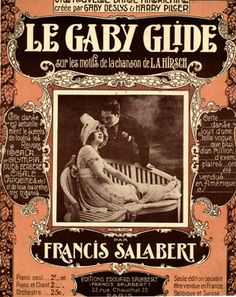 Le Gaby Glide sheet music!