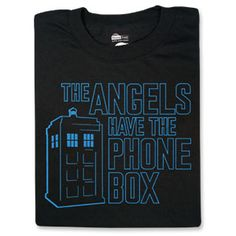 Weeping Angels Shirt (Doctor Who)