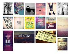 ..:: Full Faith ::..: Free Planner Stickers christian printable erin condren the happy planner plum planner