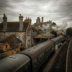 the wizard express by stocks photography., via Flickr
