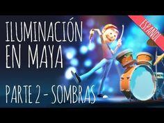 Cómo Iluminar y Renderizar en Maya - Parte 2 - YouTube