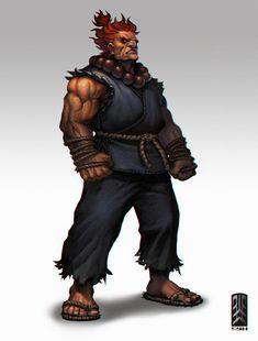Street Fighter Fan art Comic Movies, Comic Book Characters, Art Of Fighting, Fighting Games, Akuma Street Fighter, Mortal Kombat Art, Street Fighter Characters, Naruto Vs Sasuke, Black Clover Anime