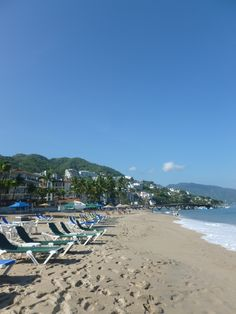 Los Muertos Beach - read more at: http://www.puertovallarta.net/what_to_do/ #vallarta #puertovallarta #mexico #beaches #jalisco