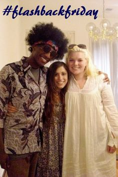 Reminiscing about the good old times filming season 1. Here's Otessa with some cast members from Orange Juice in Bishop's Garden. #flashbackfriday #OJBG