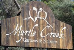 Myrtle Creek Gardens & Nursery