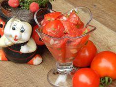 W królestwie smaków Beaty: Sałatka z pomidorów Pudding, Desserts, Food, Tailgate Desserts, Deserts, Custard Pudding, Essen, Puddings, Postres