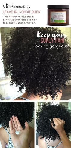 This natural miracle cream penetrate your scalp and hair to provide lasting hydration! Curly Hair Tips, Curly Hair Care, Natural Hair Care, Curly Hair Styles, Natural Hair Styles, Try On Hairstyles, Black Hairstyles, Anime Hairstyles, Medium Hairstyles