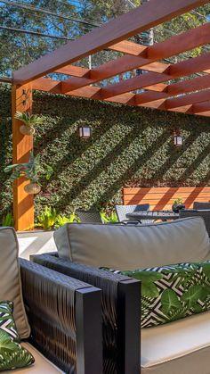 Roof Terrace Design, Rooftop Design, Outdoor Pergola, Backyard Pergola, Backyard Patio Designs, Pergola Designs, Outdoor Restaurant, Dream House Exterior, Outdoor Living